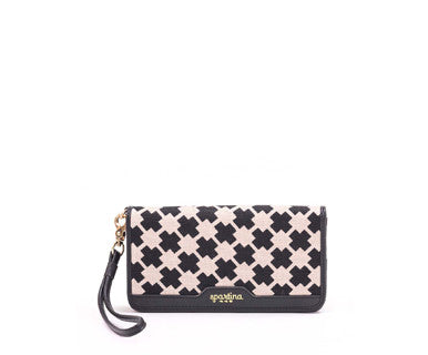 Spartina Ellis Square Continental Clutch Wallet - Pi Style Boutique - Spartina