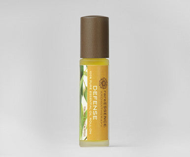 Aromatherapy Roll-Ons - Defense Aromatherapy - Pi Style Boutique - rareEARTH Naturals, LLC - Bath & Body