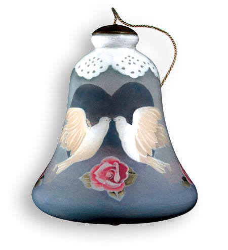 Love Bell Ornament - Pi Style Boutique - Precious Moments
