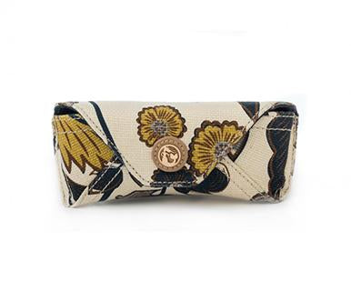 Our signature patterns make this suede lined, structured, Eyeglass Case ... click for more information