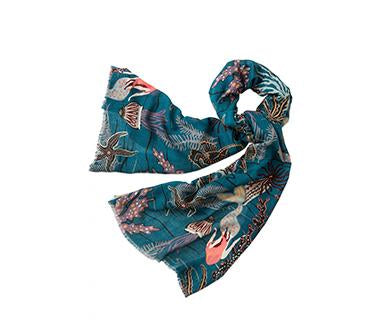 Mystic Mermaid - Spartina 449 Scarf