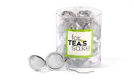 For Tea's Sake Tea Ball - Pi Style Boutique - Giftcraft - 1