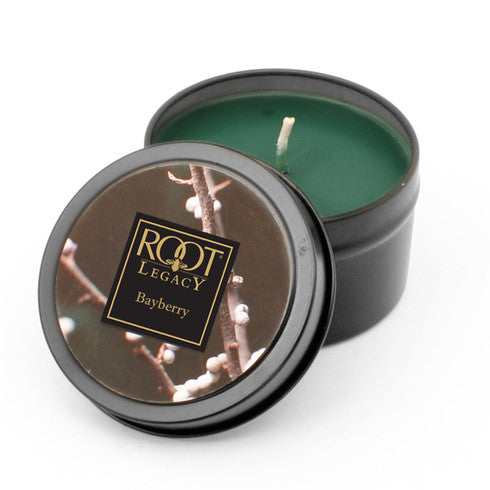 Bayberry Candle Tin by Root Candle - Pi Style Boutique - Root Candles - Gift & Decor
