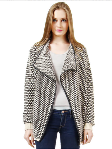 Ashley - Open Cardi Jacket (FINAL SALE)
