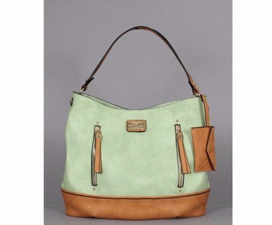 The Zip Hobo - Simply Noelle Handbag