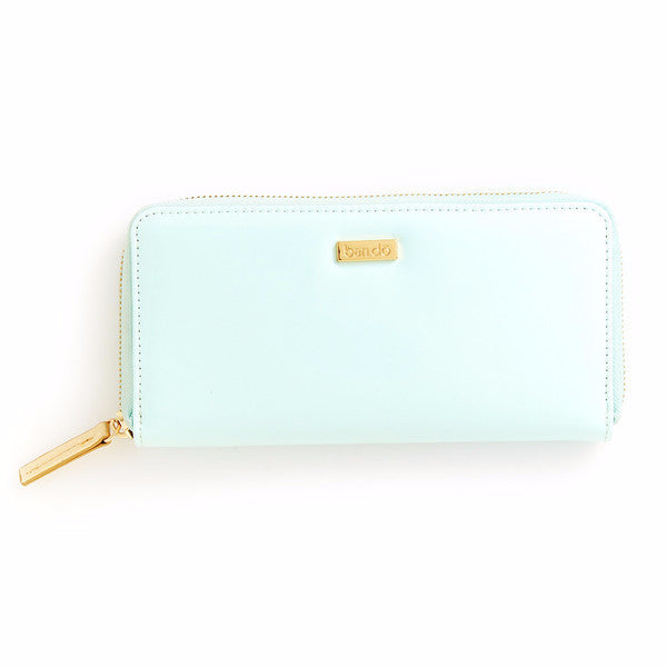 Ban.do 4 Big Spender Wallet, Mermaid/Gold  -     51557-BND - Pi Style Boutique - Lifeguard Press - 1