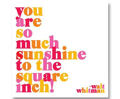 You Are So Much - Quotable Card