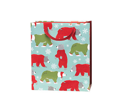 Bears In Pjs - Embellished Gift Bag