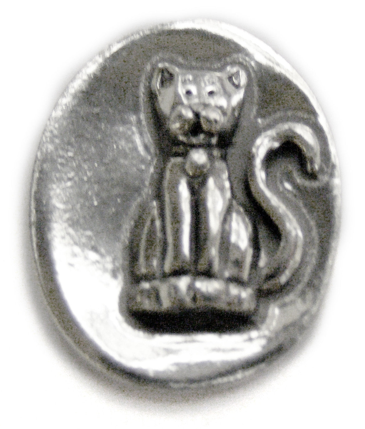 Basic Spirit Cat / Purrfect Pocket Token - Pi Style Boutique - Basic Spirit