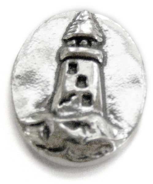 Basic Spirit Lighthouse / Shine Pocket Token - Pi Style Boutique - Basic Spirit