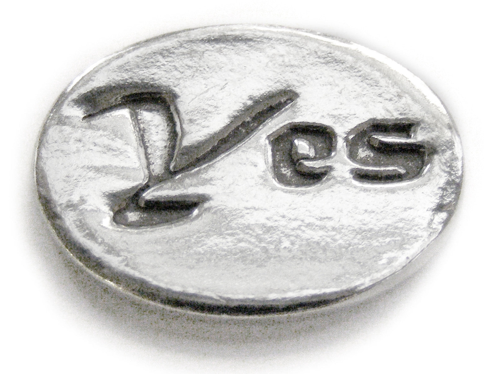 Basic Spirit Yes / No Pocket Token - Pi Style Boutique - Basic Spirit