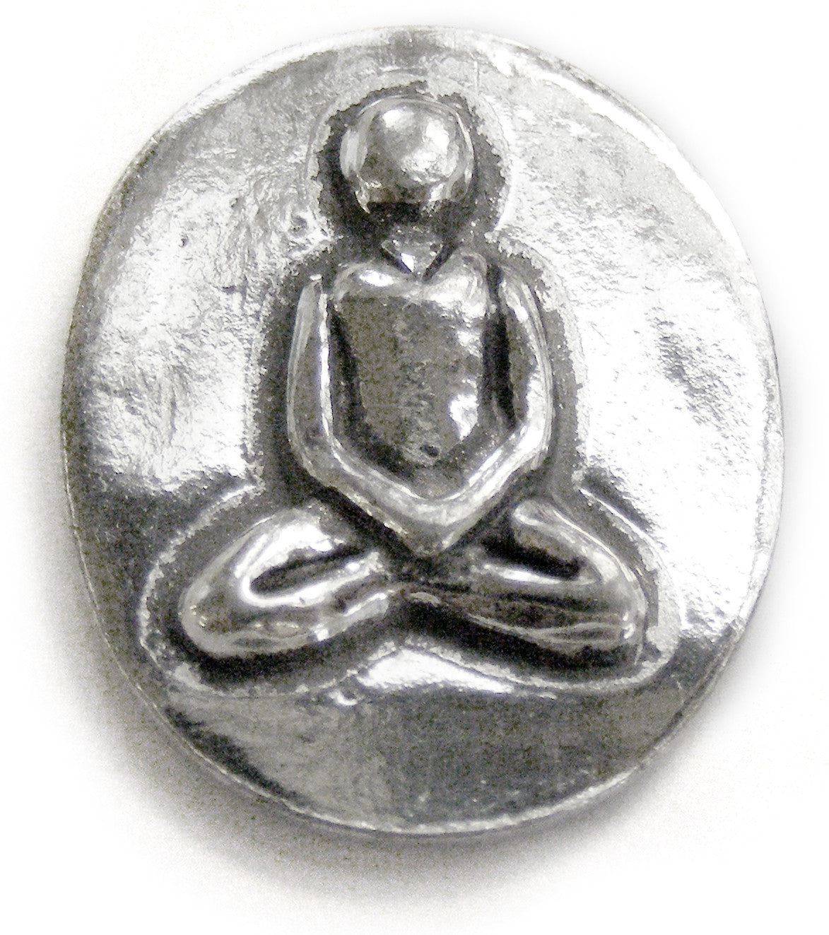 Basic Spirit Yoga / Breathe  Pocket Token - Pi Style Boutique - Basic Spirit