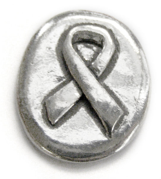 Basic Spirit Ribbon / Strength Pocket Token - Pi Style Boutique - Basic Spirit