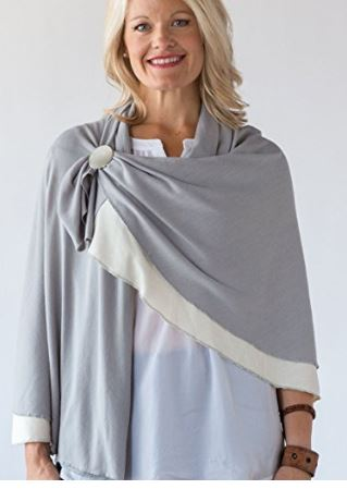 The City Wrap - Multiple wear Piece