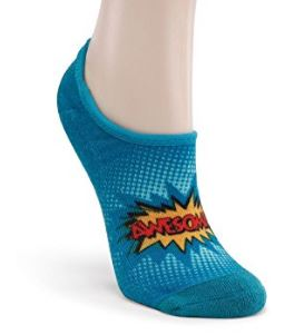 Awesome - Soul to Sole Footie Socks