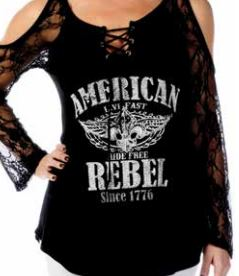American Rebel - Liberty Wear Top