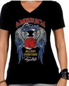 American Strong Together - Liberty Wear Top