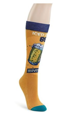 Ice Cold Beer - Soul to Sole Socks
