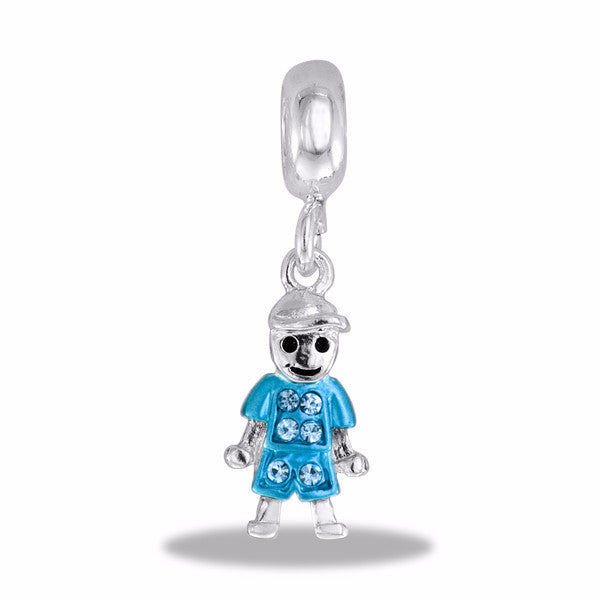 DaVinci Bead March Boy Dangle - DB33-10-DAV - Pi Style Boutique - Center Court