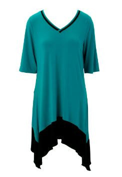 Color Blocked - Tunic Dress - Pi Style Boutique - Mountain Mamas - Clothing - 1