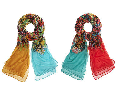 Color Splash - Scarf