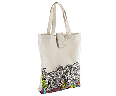 Color it - WAMA Tote Bag
