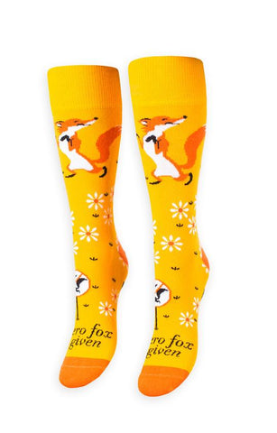 Fox Given- Freaker Socks