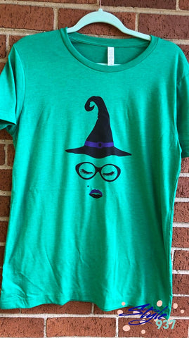 Witchy Lashes - Graphic Tee