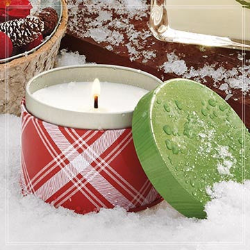 Fraiser Fir - Thymes Tin Candle