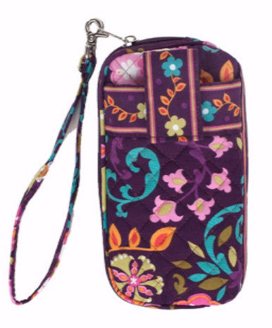 Large Everything Wristlet - Genevieve - Pi Style Boutique - Stephanie Dawn