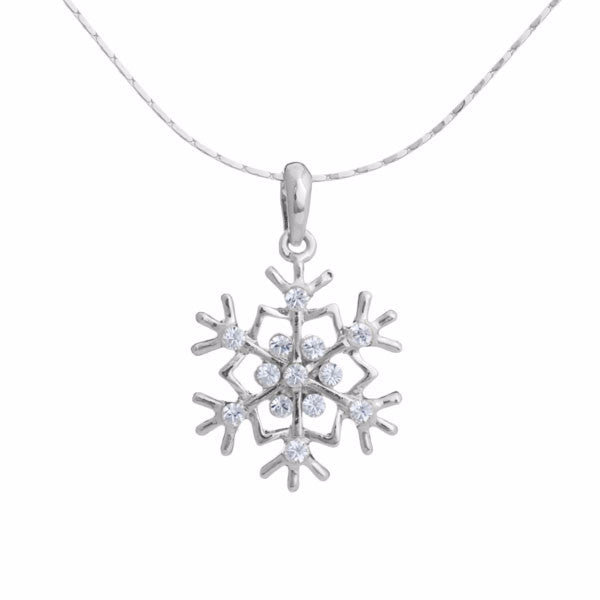 Winter Flurry - Annaleece Necklace - Pi Style Boutique - Annaleece - Accessories - 1