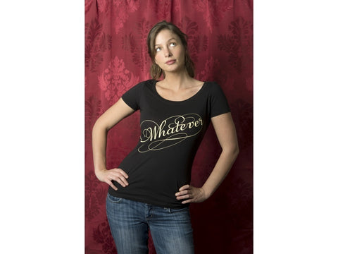 Whatever - Sassy JKC Tee