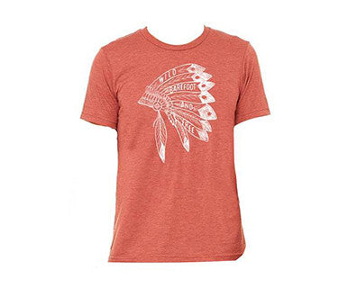 Wild, Barefoot and Free - Graphic Tee