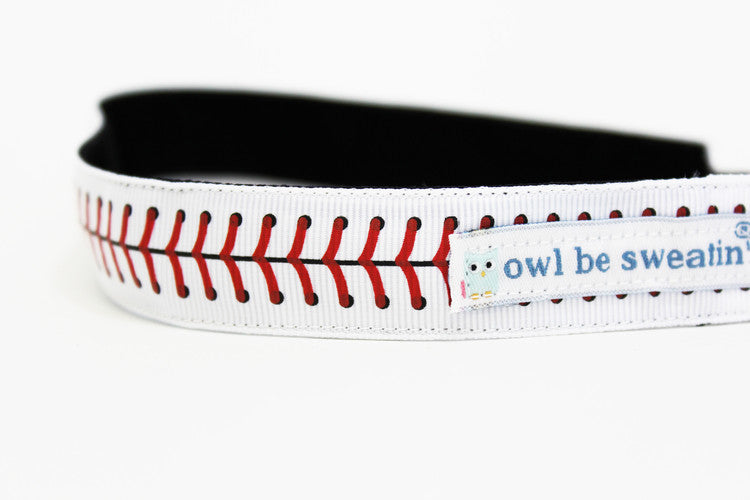 "Owl Be Sweatin - 1"" Headband - Pi Style Boutique - Owl Be Sweatin - Accessories - 3"