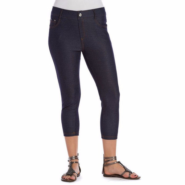 Hi waters - Jegging Capris - Pi Style Boutique - Youngs - Clothing - 1