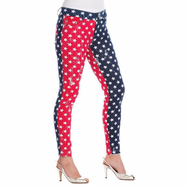 American Pride - Jeggings - Pi Style Boutique - Accent Accessories - Clothing