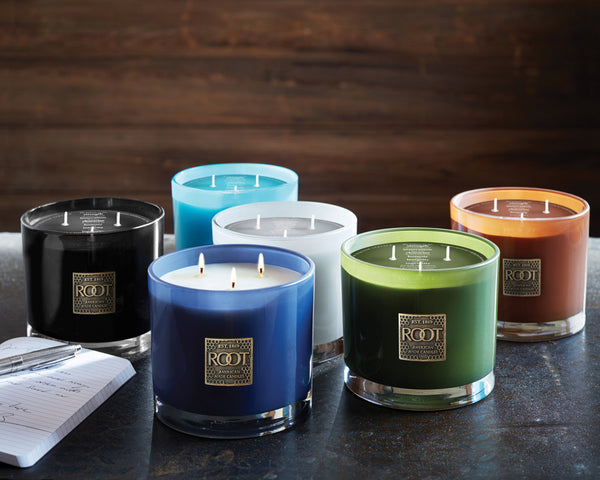 3 Wick Collection - Root Candles - Pi Style Boutique - Root Candles - Gifts & Decor - 1