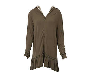 Lacey Essential - Hoodie Jacket - Pi Style Boutique - Mountain Mamas - Clothing - 1