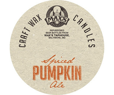 Spiced Pumpkin Ale - Pi Style Boutique - Max's Taphouse - Bath & Body - 2