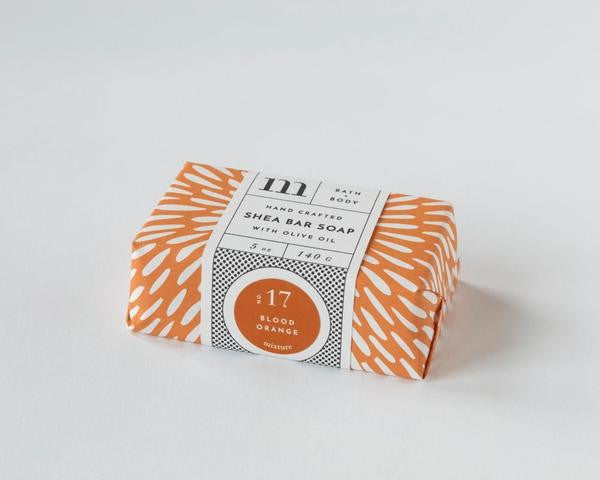 #17 Blood Orange - Mixture Shea Soap