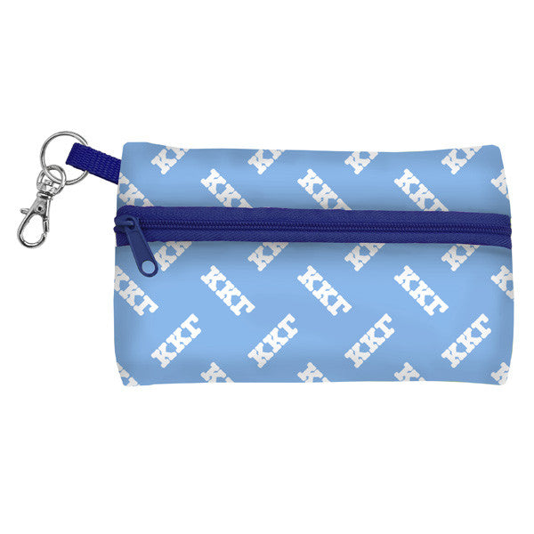 Occasionally Made Neoprene ID Case / Key Wallet - Kappa Kappa Gamma - Pi Style Boutique - Occasionally Made