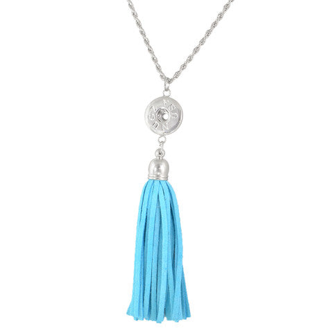 Boho Chick Tassel - Interchangable Necklace - Pi Style Boutique - Nugz - Accessories - 7