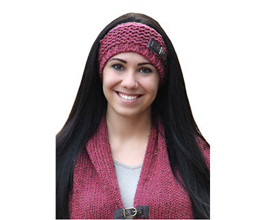 Buckled - Simply Noelle Headband