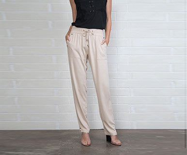 Drawstring Harlems - Simply Noelle Pants