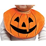 Adorable pumpkin bib for the little one in your life. click for more information