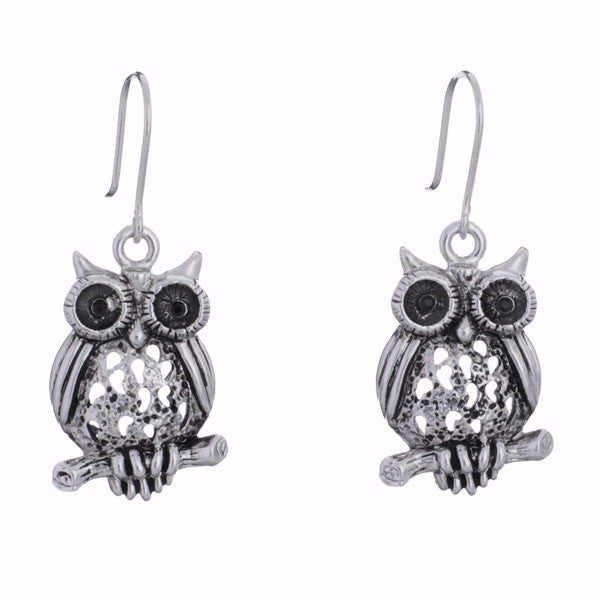 Night Owl Earrings - Pi Style Boutique - Annaleece