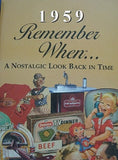 Remember When Booklet - Pi Style Boutique - Seek Publishing - Gifts & Decor - 41