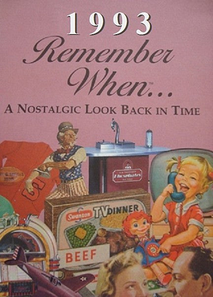 Remember When Booklet - Pi Style Boutique - Seek Publishing - Gifts & Decor - 75