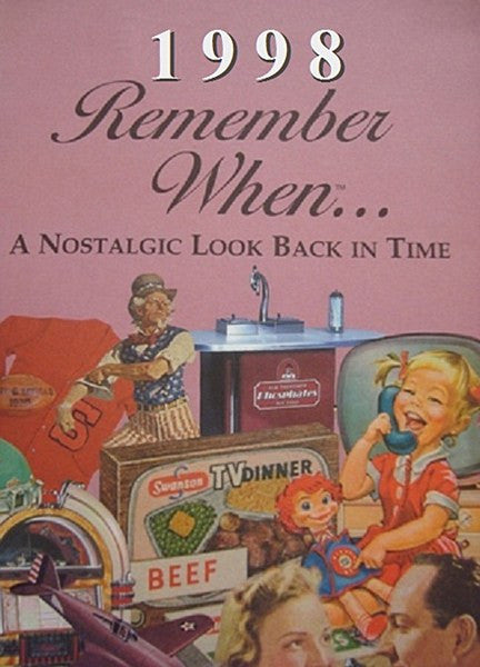 Remember When Booklet - Pi Style Boutique - Seek Publishing - Gifts & Decor - 80