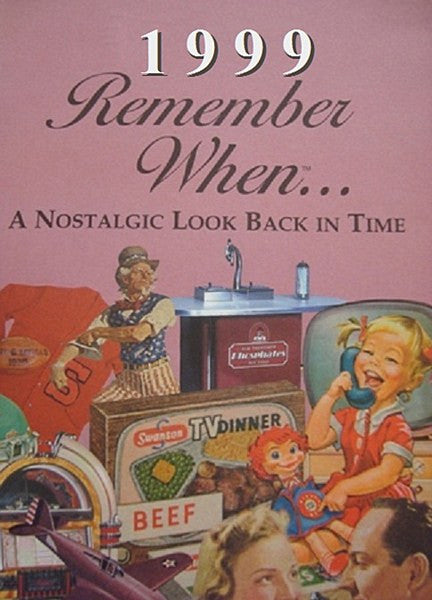 Remember When Booklet - Pi Style Boutique - Seek Publishing - Gifts & Decor - 81